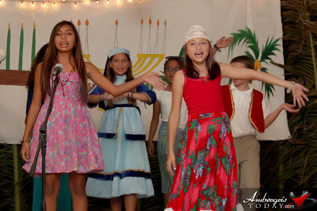 Around The World Christmas Pageant by Island Academy