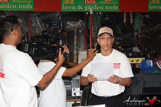 Castillo's Hardware Gives Away $15,000 on Fifteenth Anniversary