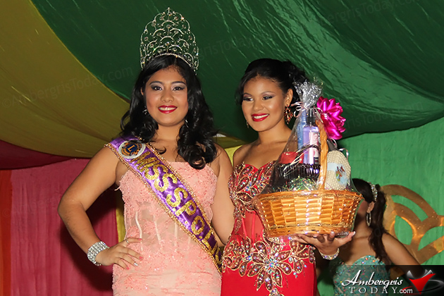 San Pedro Lion's Club Crowns New Queen 2015