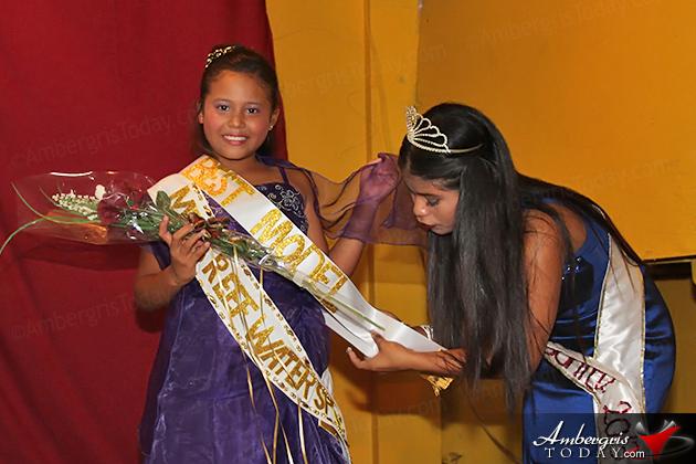 Zsapphirrah Coleman is the New Miss Isla Bonita 2015