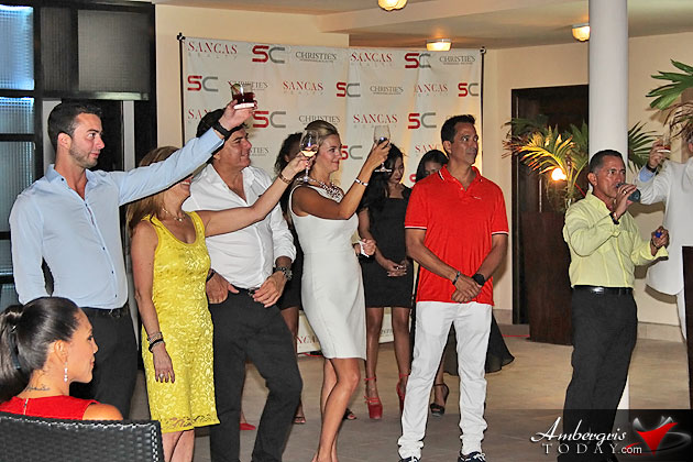 San Cas Realty Holds Inauguration of Luxury Realty Affiliation in Belize