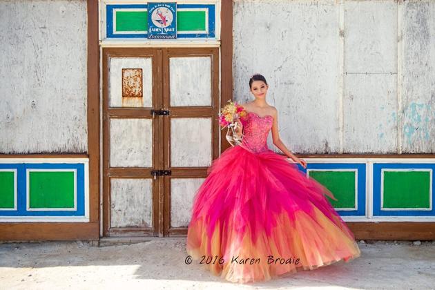 Mariel Calderon Celebrates Her Quinceaños
