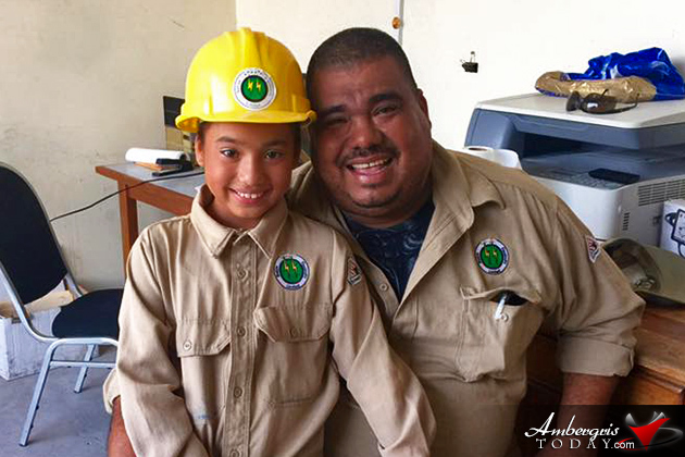Career Day Creativity at San Pedro RC School