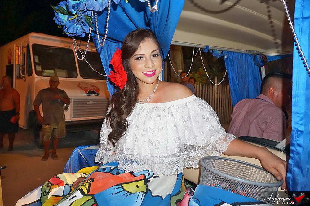 Costa Maya Festival Kicks Off with Parade Organized by Finn + Martini