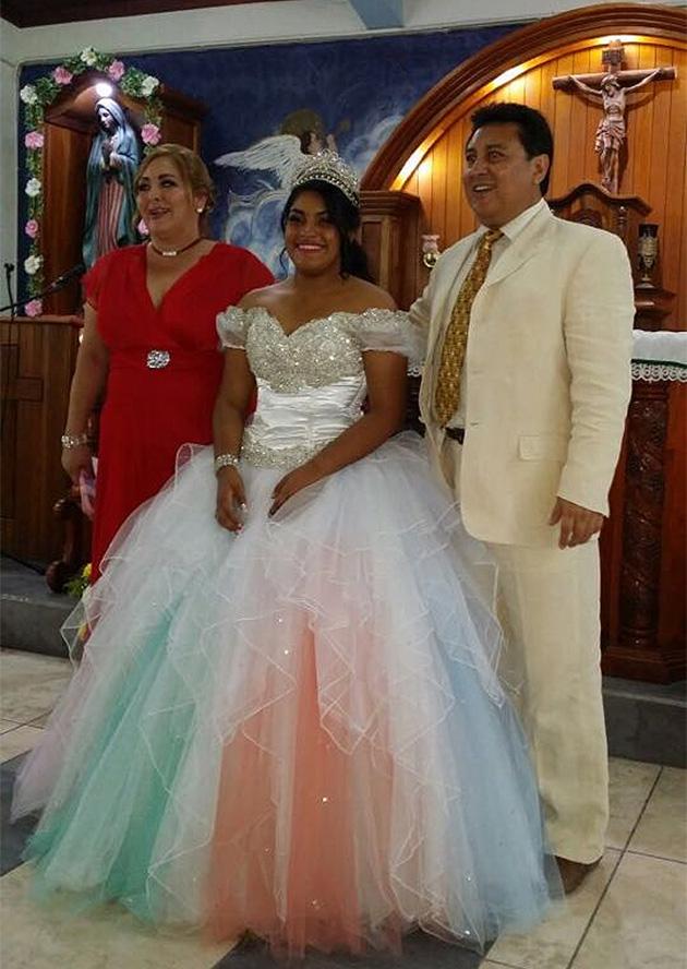 Faith Azueta Celebrates 15 Años
