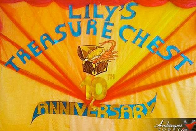 Lily's Treasure Chest Celebrates 10th Anniversary