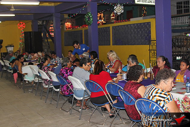 Annual Senior Citizen Christmas Party