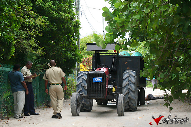 Man Crushed to Death by Town Garbage Truck | Ambergris Today