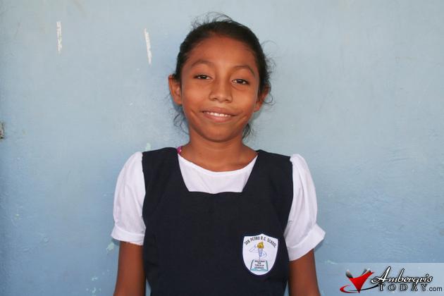 Jenessa Sierra of San Pedro RC School