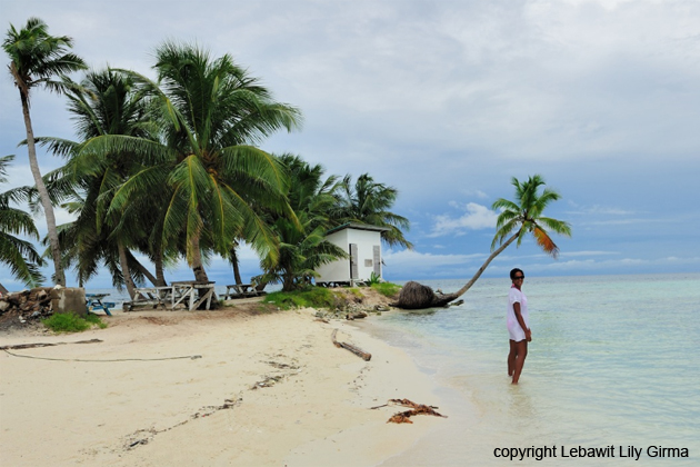 Lebawit Lily Girma in Belize
