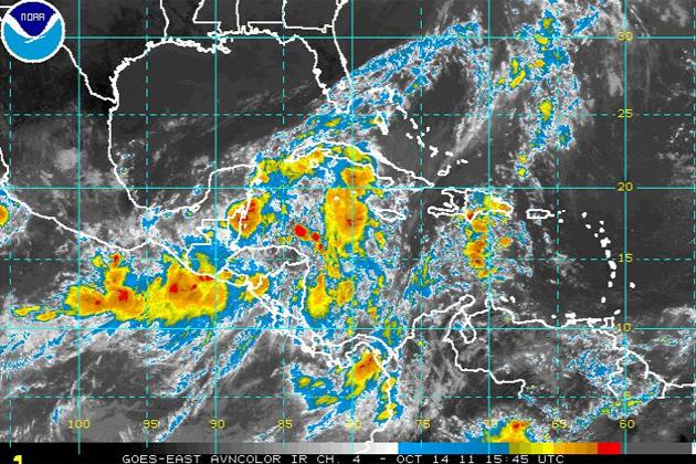Satelite Imagery - Rain Rain Rain!!!!