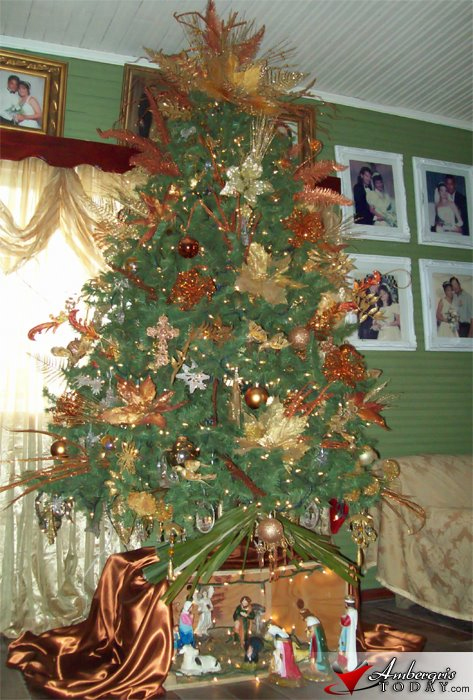 Ayonnie Palma Christmas Tree