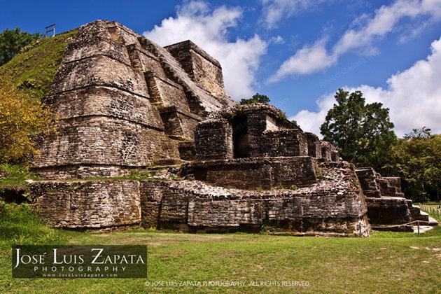 Altun Ha Maya Ruin Belize