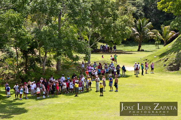 Visitors flock to experience Altun Ha Maya Ruin Belize