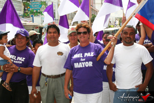 Mel Paz Independent Mayoral Candidate