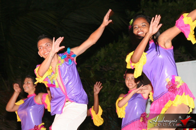San Pedro Dance Company at Carnaval Celebrations