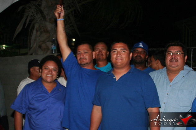 Belize Municipal and General Elections 2012