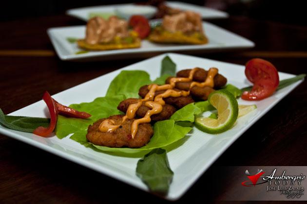 Prince Harry Samples Delicious Belizean Food