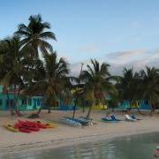 San Pedro Beaches - Tranquility Bay Resort