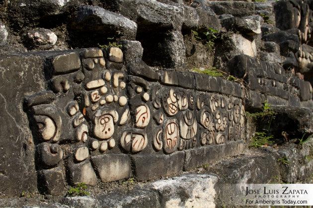 Spring Equinox at Caracol Maya Ruins