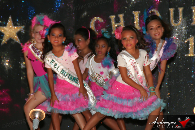 Miss Chiquitita 2012 Pageant