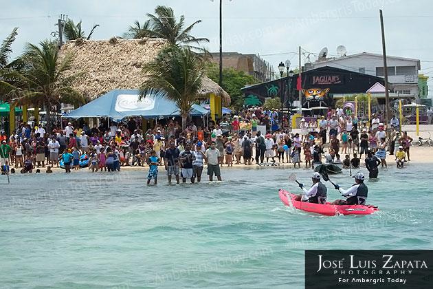 Lagoon Reef Eco Challenge