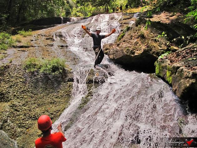 Tropic Air Bocawina Falls