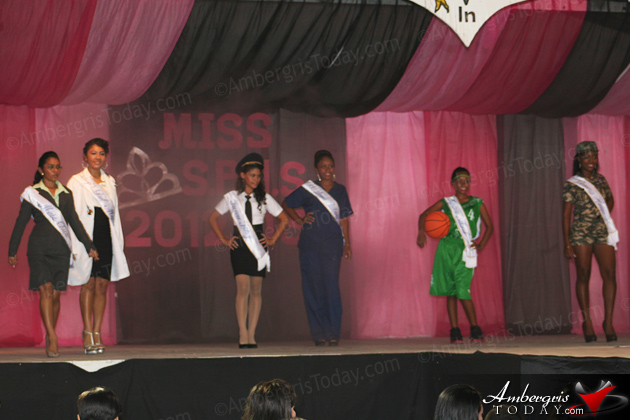Miss San Pedro High School Pageant