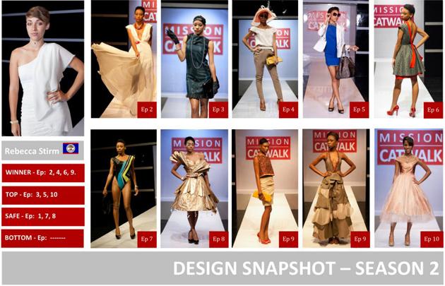 Mission Catwalk Reality Fashion Show, Jamaica