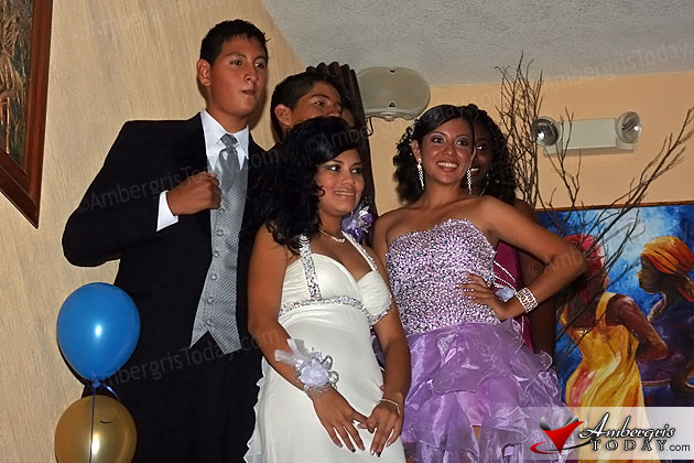 San Pedro High School Prom Night 2012