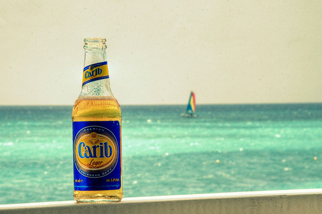 Carib Lager Beer Now Available in Belize