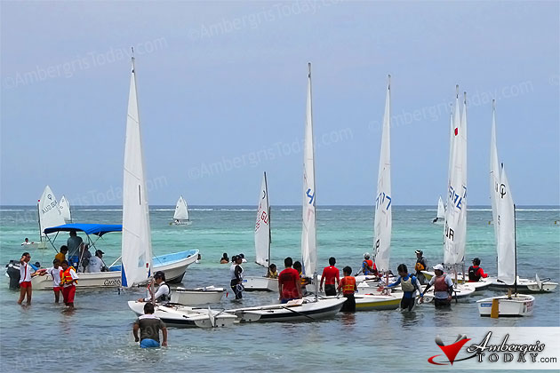 International Regattas held in San Pedro