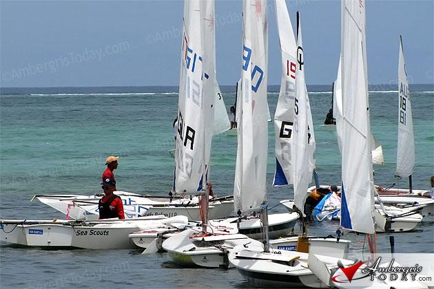 International Regattas held in San Pedro