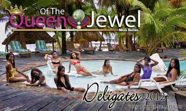 The Next Miss Belize Pageant