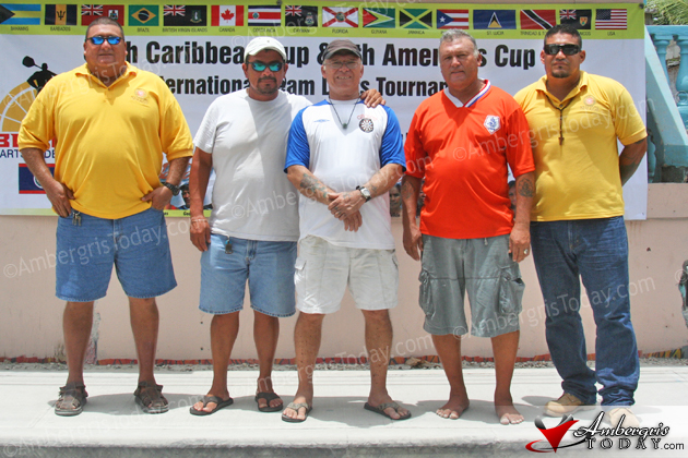 Belize Darts Team Receives $1,500 from BTB