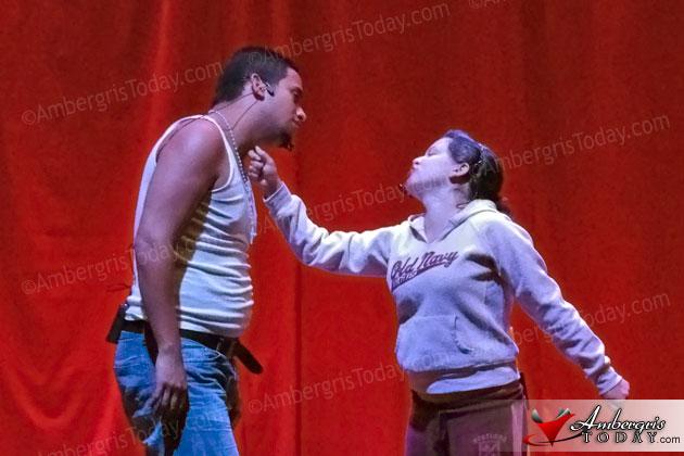 A Night of Live Theater Drama in San Pedro