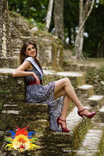 International Costa Maya Festival -Reina De La Costa Maya Miss Guatemala