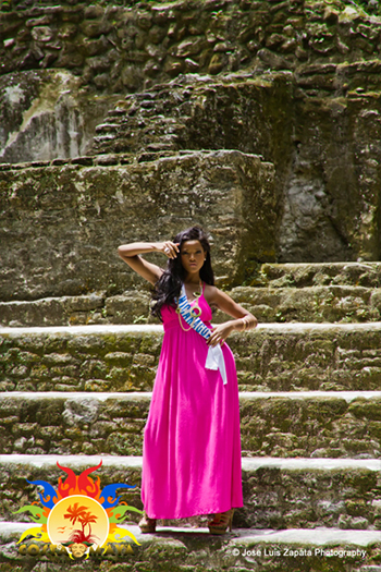 International Costa Maya Festival -Reina De La Costa Maya Miss Nicaragua