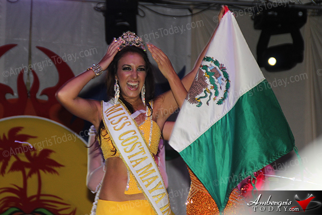 International Costa Maya Festival -Reina De La Costa Maya Pageant