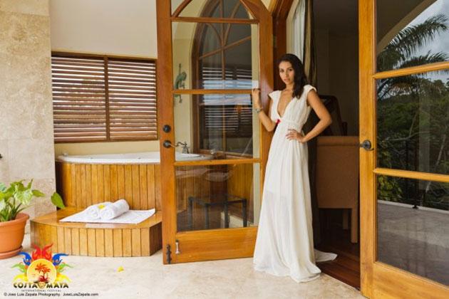 Rebecca Stirm Belizean Fashion Designer