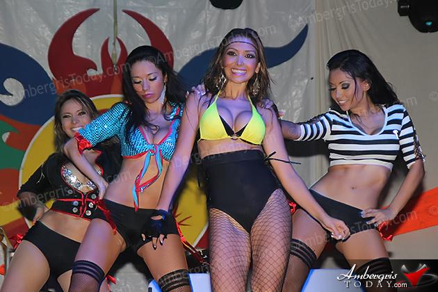 International Costa Maya Festival Performers -Divash