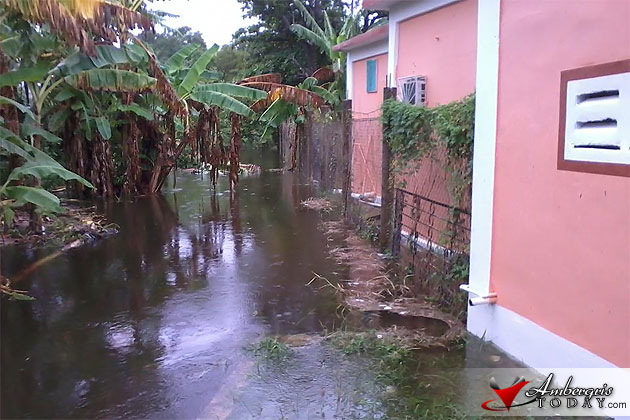Tropical Depression Brings Flooding to Corozal District