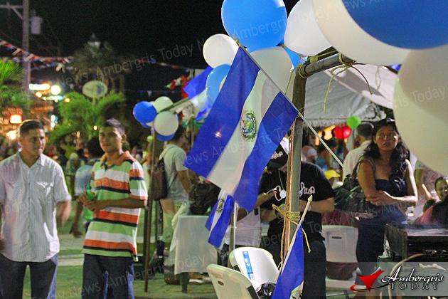 San Pedro Celebrates Central American Night