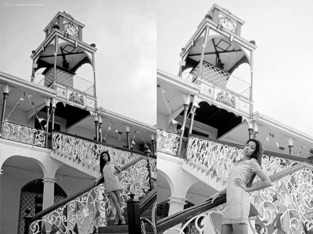 A Fashion Tribute to Belizean History
