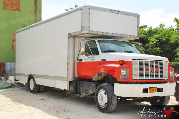 Utility Truck Donated to San Pedro Town
