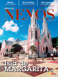 American Airlines in-flight magazine, Nexos visits Belize
