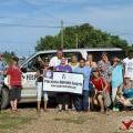 Saga Humane Society volunteers