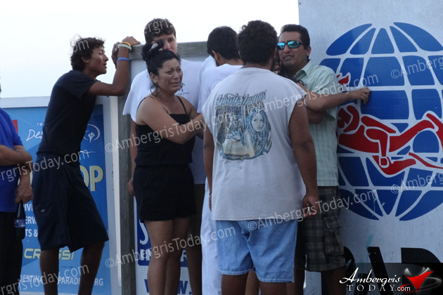 Amigos del Mar Dive Tank Explosion