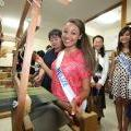 Miss Belize International - Destinee Arnold Enjoying Okinawa, Japan