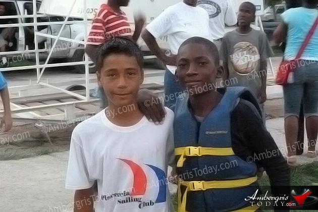 San Pedro Sailing Club Shines at Corozal Bay Regatta